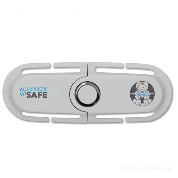 Sensorsafe кліпса для автокрісла групи 0+ grey