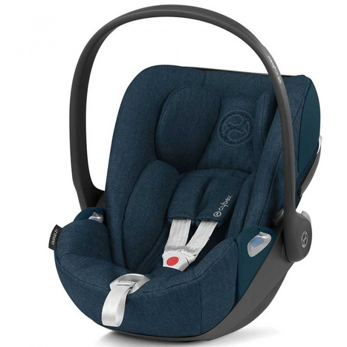 Автокрісло Cybex Cloud Z i-Size Plus Mountain Blue
