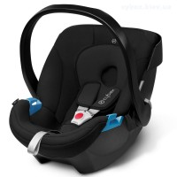 Cybex Aton pure black автокрісло