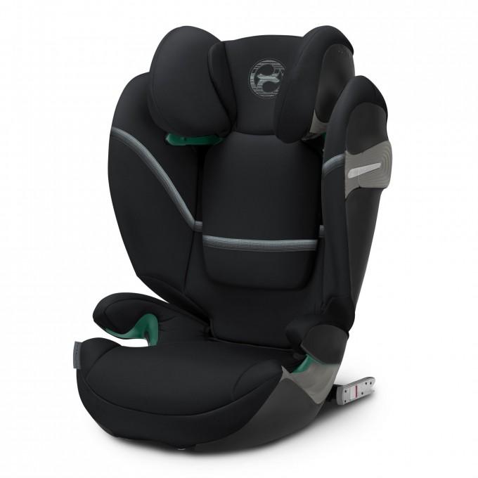 Автокрісло Cybex Solution S i-Fix Deep Black