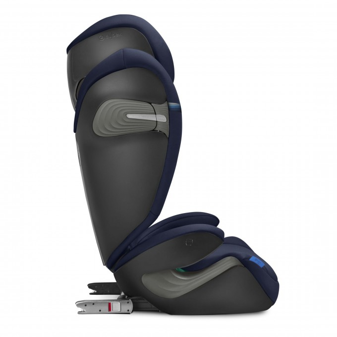 Автокрісло Cybex Solution S i-Fix Navy Blue