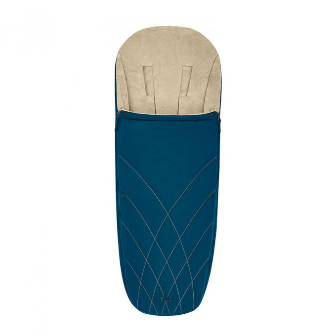 Чохол для ніг Cybex Platinum Mountain Blue