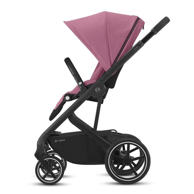 Коляска Cybex Balios S Lux 2 в 1 Magnolia Pink