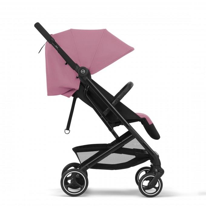 Прогулянкова коляска Cybex Beezy magnolia pink