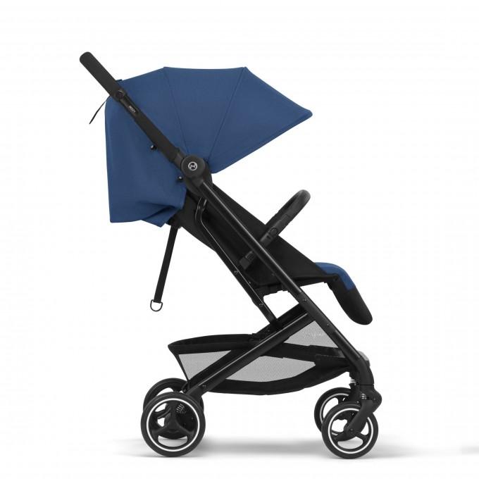 Прогулянкова коляска Cybex Beezy navy blue