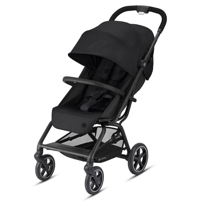 Прогулянкова коляска Cybex Eezy S Plus 2 Deep Black