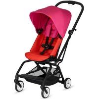 Прогулянкова коляска Cybex Eezy S Twist Fancy Pink