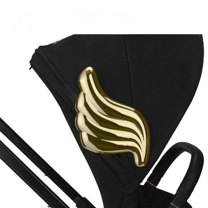 Коляска Cybex Priam Jeremy Scott Wings black