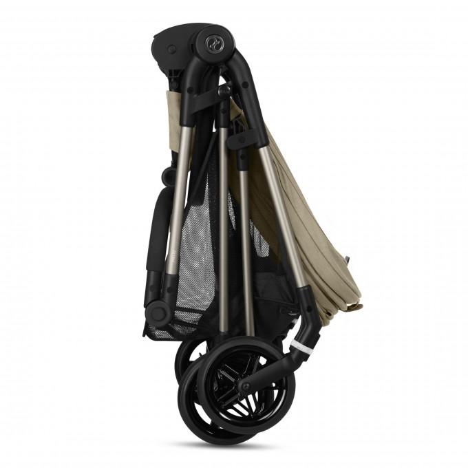 Прогулянкова коляска Cybex Melio Classic Beige