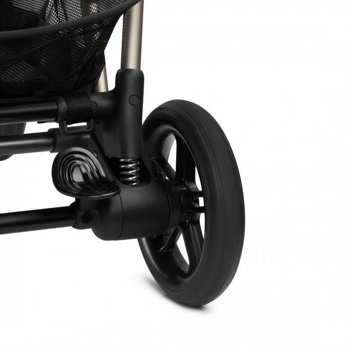 Прогулянкова коляска Cybex Melio Soho Grey