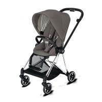 Прогулянкова коляска Cybex Mios Soho Grey шасі Chrome Black