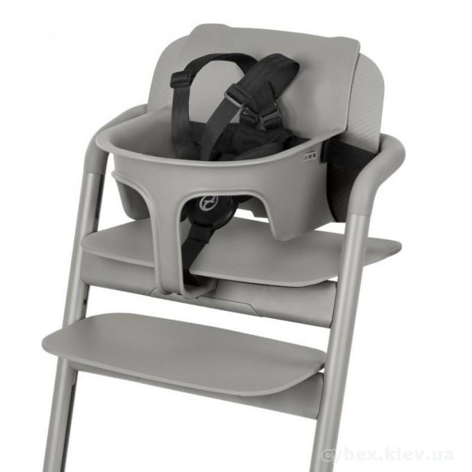 Сидіння для дитячого стільця Cybex Lemo infinity black