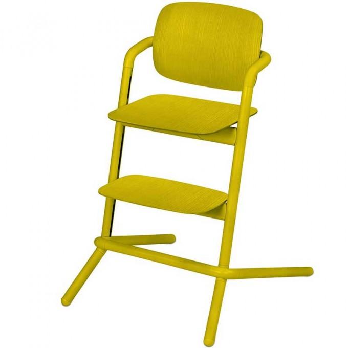Стільчик Cybex Lemo Wood canary yellow