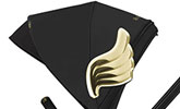 Jeremy Scott Wings black