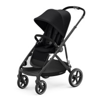 Коляска Cybex Gazelle S Deep Black